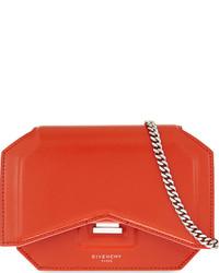 Givenchy Bow Cut Mini Leather Cross Body Bag