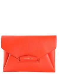 Givenchy Medium Antigona Envelope Clutch