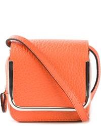 Carven Mini Pebbled Crossbody Bag