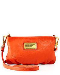 8a3557b50c88 ... Marc by Marc Jacobs Classic Q Percy Crossbody Bag Spiced Orange