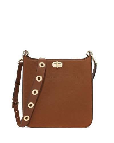 Michl Michl Kors Sullivan Large Leather Messenger Bag