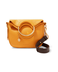 See by Chloe Monroe Small Textured Leather Tote