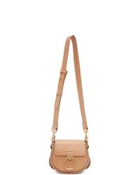 Chloé Orange Small Tess Bag