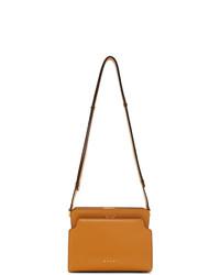 Marni Orange Trunk Reverse Bag