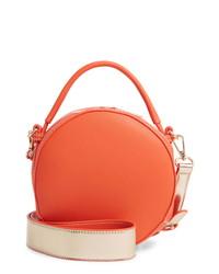Mali + Lili Shania Vegan Leather Crossbody Bag