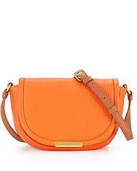 d7986dd6b99c ... Marc by Marc Jacobs Softy Saddle Crossbody Bag Spiced Orange