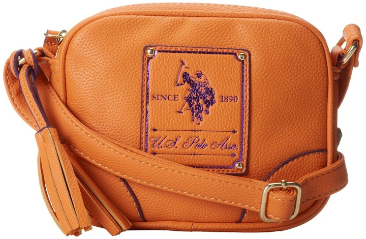 c3113e538095 ... Leather Crossbody Bags U.S. Polo Assn. Us Polo Assn Ascot Cross Body ...