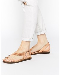 Ted Baker Prendie Toe Ring Flat Sandals