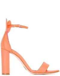 Oscar tiye minnie block heel sandals medium 3665623