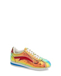 Jeffrey Campbell Er 2 Rally Iridescent Sneaker