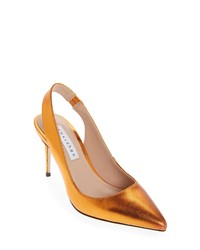 JAMES CHAN Fallon Slingback Pump