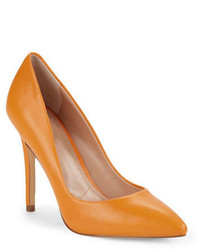 Charles by Charles David Pact Leather Stiletto Pumps