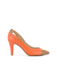 Loveless Pointed Toe Pumps