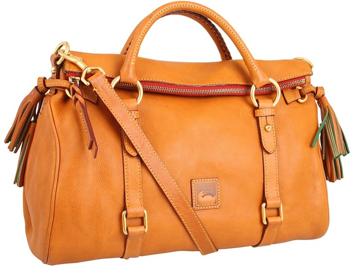 Dooney Bourke Florentine Vachetta Satchel Handbags