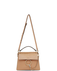 Chloé Orange Small Faye Bag