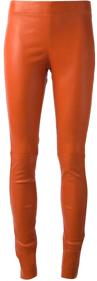 Joseph Leather Legging | Where to buy & how to wear