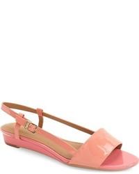 Calvin Klein Prima Slingback Wedge Sandal