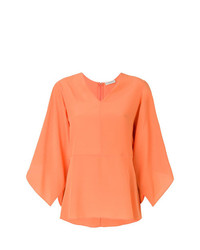 Etro Draped Shift Blouse
