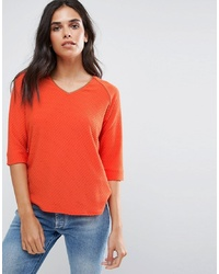 B.young V Neck Shell Top