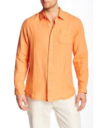 Tommy Bahama Beachy Breezer Long Sleeve Regular Fit Shirt
