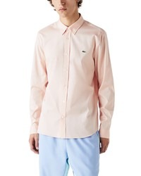 Lacoste Regular Fit Solid Shirt