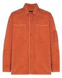 A-Cold-Wall* Spray Long Sleeve Shirt