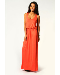 9f33edb95199 Women's Orange Maxi Dresses from BooHoo | Women's Fashion ...