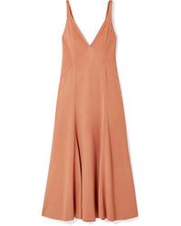 Acne Studios Dalice Flu Jersey Midi Dress