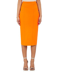 Nina Ricci Ponte Midi Skirt