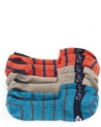 Sperry 3 Pack Liner Socks