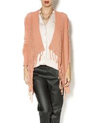 Ivy Jane Fringe Sweater Cardigan