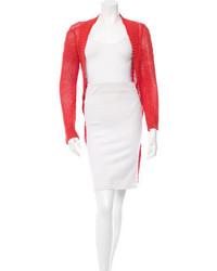 Ann Demeulemeester Open Front Long Sleeve Cardigan
