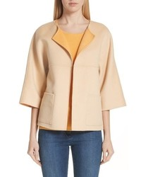 St. John Collection Double Face Reversible Jacket