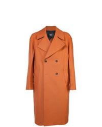 Yang Li Oversized Double Breasted Coat