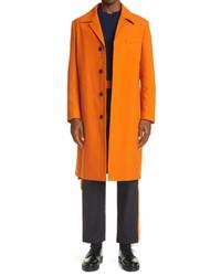Valentino Side Slit Coat
