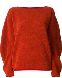 Issey Miyake Oversized Sweater