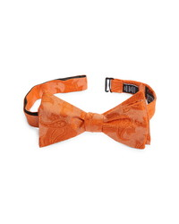 Nordstrom Sheard Paisley Silk Bow Tie