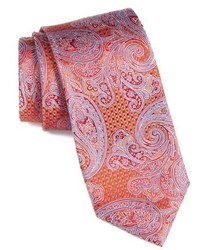 Nordstrom Shop Sovana Paisley Silk Tie