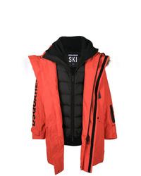 DSQUARED2 Ski Collection Parka Coat