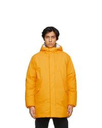Rag and Bone Yellow Down M42 Puffer Jacket