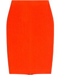 McQ by Alexander McQueen Mcq Alexander Mcqueen Pencil Skirt With Contrast Trim