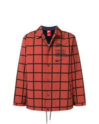 Nike Coach Shirt Jacket