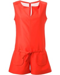 Orange playsuit original 6775065