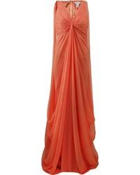 Full drape chiffon gown medium 383182