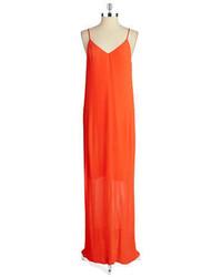 Pleated maxi dress medium 289347