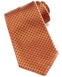 Circle neat tie orange medium 36157