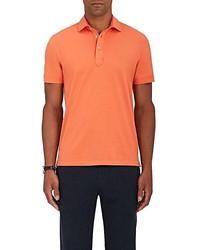 Brunello Cucinelli Cotton Jersey Polo Shirt