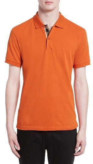 e76a13512 Burberry Pique Polo, $175 | Nordstrom | Lookastic.com