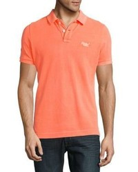Superdry Vintage Cotton Polo