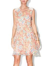 Inluv Paisley Lace Dress